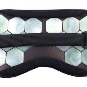 Турмалиновая маска для сна магнитная