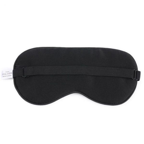 """Шелковая маска для сна с вышивкой """"Глаза"""""""