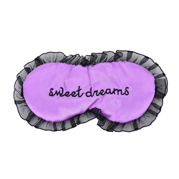 Кружевная маска для сна