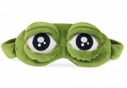 Веселые маски для сна