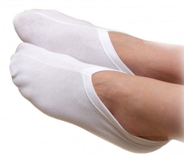 Косметические носочки хлопковые