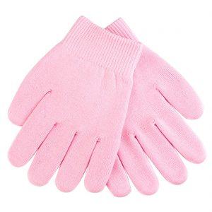 SPA Гелевые перчатки розовые