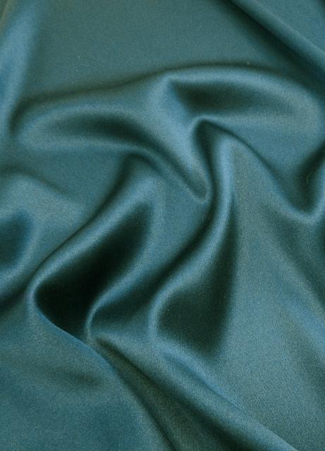 """Маска для сна """"Бриллиантовый синий"""" из итальянского шелка"""