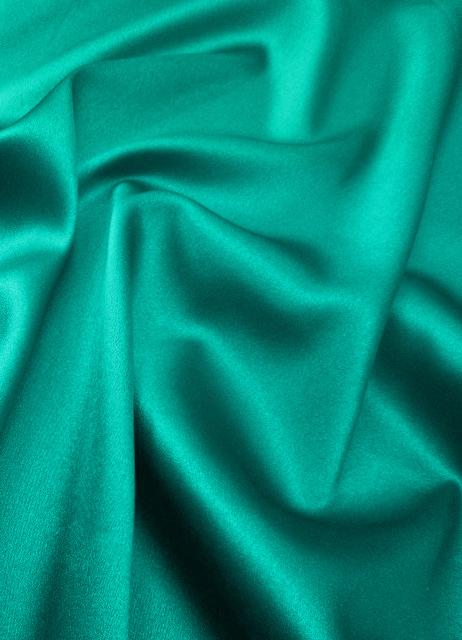 """Маска для сна """"Голубая лагуна"""" из итальянского шелка"""