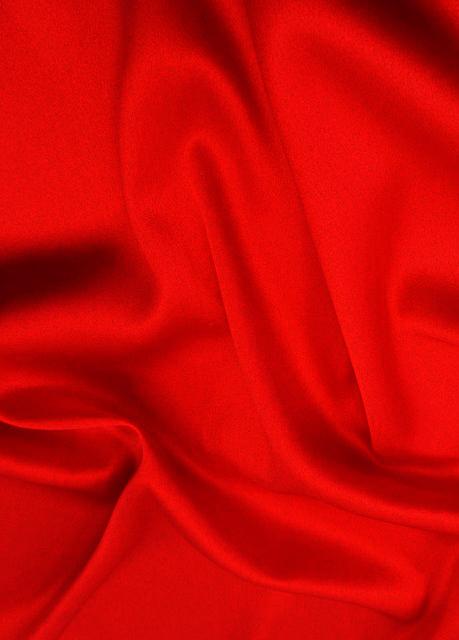 """Маска для сна """"Красный лофт"""" из итальянского шелка"""
