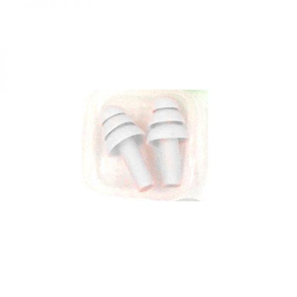 Беруши защитные силиконовые в коробочке - Прозрачный