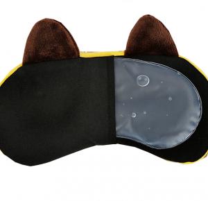 Маски для сна с охлаждающей вставкой