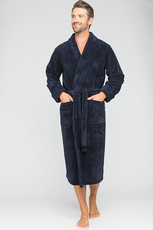 Бамбуковый махровый халат NATUREL (PM 908)