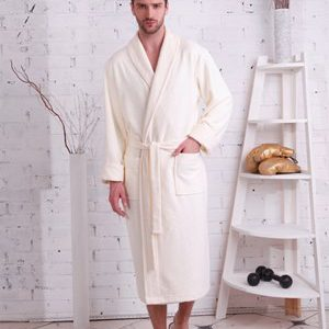 Махровый халат из бамбука NATUREL (PM France 908)
