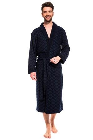 Облегченный махровый халат из бамбука Organique Bamboo (PM France 420)